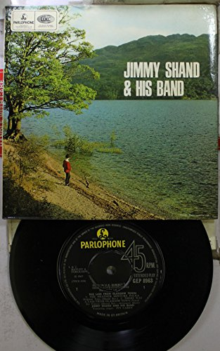 Haggis Heather (Jimmy Shand & His Band 45 RPM The Heather Mix Polka / A Lass From Glasgow Town / The Brooklyn Two Step / The)