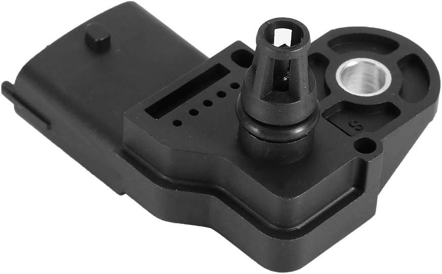 MAGT 0281002576 Sensor de presi/ón de aire del m/últiple de admisi/ón Compatible con FE FH 12 16 FL II FM Sensor de presi/ón de aire