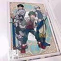 僕のヒーローアカデミア 轟 緑谷 飯田 十傑 クリアファイルの商品画像