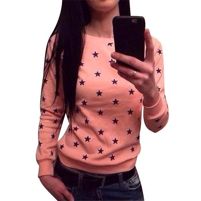 new styles a394c 5f17d Sweatshirt Pullover Damen Pullis Frauen Sweatshirt Damen ...
