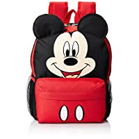 Disney Junior - Mochila Mickey Mouse con Orejas