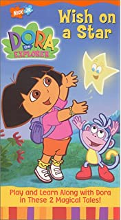 Amazon Com Dora S Backpack Adventure Vhs Fatima Ptacek Regan