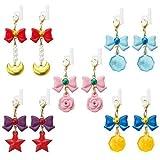 Gashapon Sailor Moon Earphones Charm Set