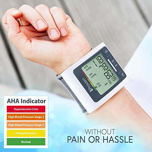 iProven BPM-337 Wrist Blood Pressure Monitor