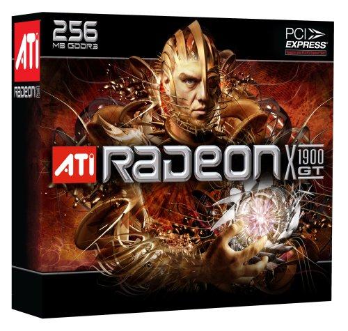 ATI Radeon X1900GT 256MB Pcie