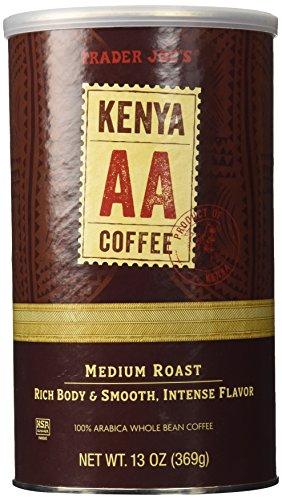 Trader Joe's Kenya AA Coffee