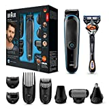 Braun MGK3085 Multi Grooming Kit (Black)