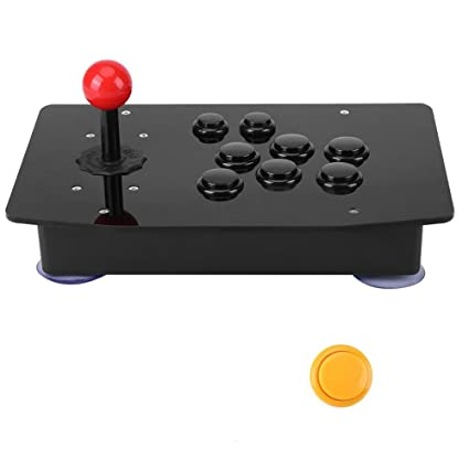 Amazon com: ZJchao USB Arcade Game Controller, Zero Delay Classical