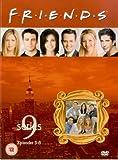Friends: Series 9 - Episodes 5-8 [DVD]
