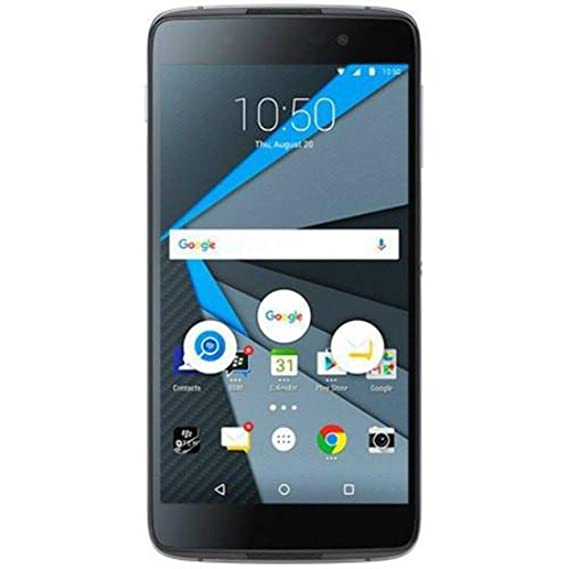 b65e91752ee BlackBerry DTEK50 Black: Amazon.in: Electronics