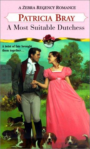 A Most Suitable Duchess (Zebra Regency Romance)