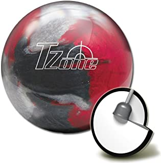 Brunswick T-Zone Glow Bowling LED Scarlet Lichtern Shadow