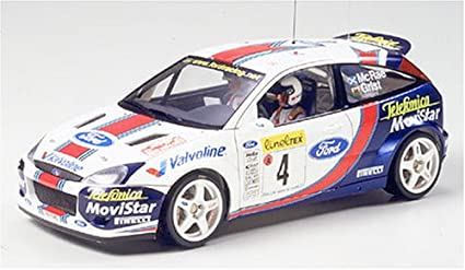 24241 Tamiya Ford Focus Rs Wrc 01 1 24 Scale Plastic Model Kit Needs