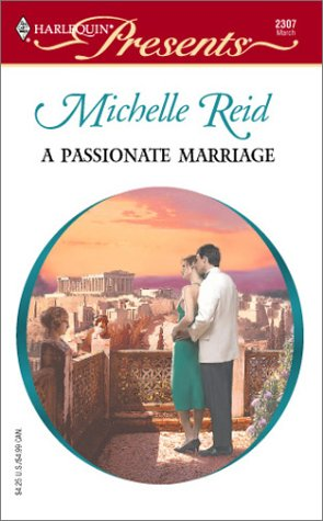 A Passionate Marriage (Hot-Blooded Husbands)