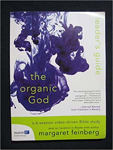 Book The Organic God Leader's Guide