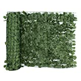 Zeny Faux Ivy Privacy Fence Screen 94