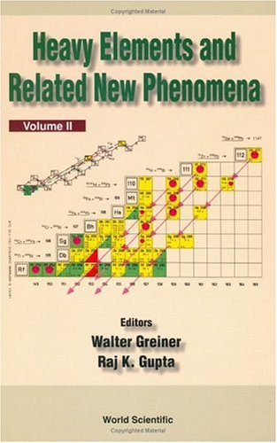 Heavy Elements and Related New Phenomena (2 Vol Set)
