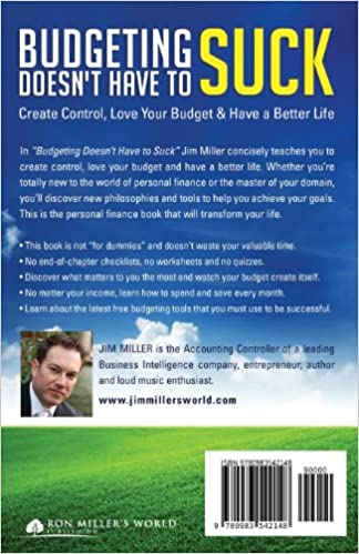 Budgeting Doesn't Have to Suck: Create Control, Love Your Budget ...