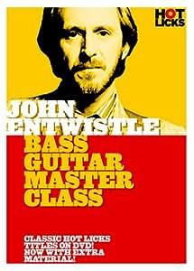 John Entwistle: Bass Guitar Master Class