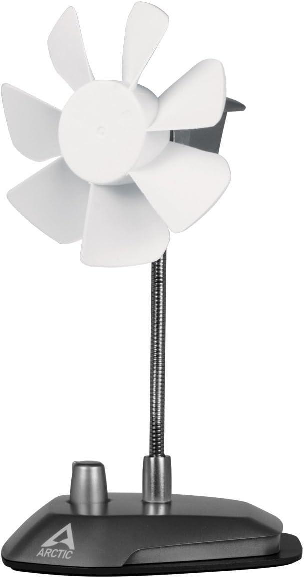 Arctic - Ventilador de sobremesa con USB 2.0: Amazon.es: Informática