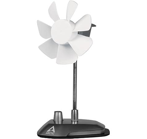 ARCTIC Breeze Edición Nacional - Ventilador de Mesa USB con Cuello ...