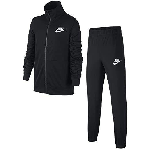 1f9853562cf4 Amazon.com  Nike Sportswear Older Kids  (Boys ) Tracksuit  Sports ...