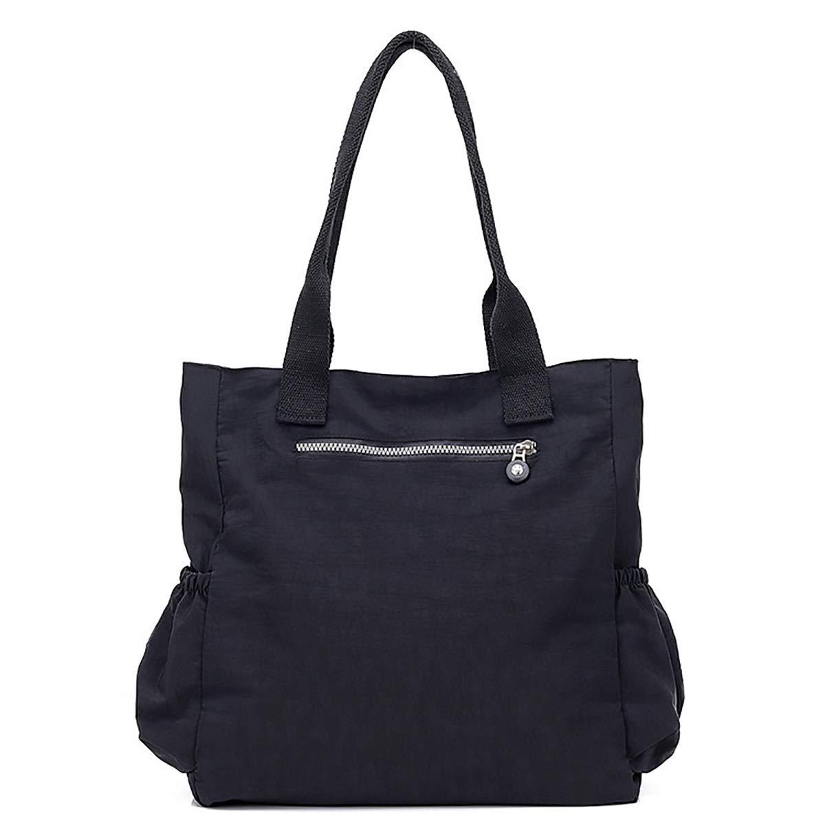 ASAP CHIC Sac /à bandouli/ère en nylon pour femme sac /à main pour ordinateur portable imperm/éable comme travail de voyage l/éger poche occasionnelle
