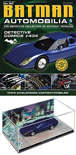 Batman Automobilia #50 Batman Detective Comics #434