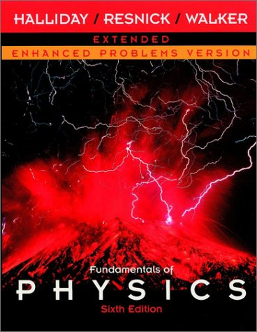 Fundamentals of Physics, A Student's Companion e-Book to accompany Fundamentals of Physics, Enhanced Problems Version