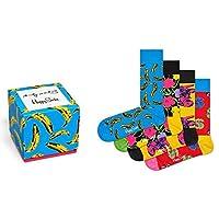Happy Socks Andy Warhol Sock Box Set Multi Men