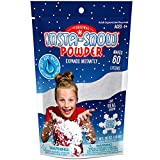 Be Amazing! Toys Instant Amazing Snow Powder - Bulk Class Party Pack - Great For Slime - Makes 8-10 gallon of Artificial Fake Snow (454G-1Lb)