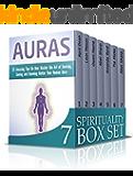 Spirituality Box Set: Amazing Lessons On Mindfulness Meditation, Auras, Wicca And Buddhism (Meditation, Mindfulness for Beginners, Buddhism)