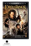 The Lord of the Rings: The Return of the King (Two-Disc Widescreen Theatrical Edition) [VHS]