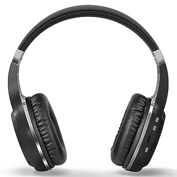 Love Life Auriculares Inalámbricos Bluetooth, Auriculares Plegables Montados En Cabeza con Control De Música Y Micrófono Integrados, Compatible con ...
