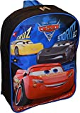"Disney Pixar Cars McQueen 15"" School Bag Backpack"
