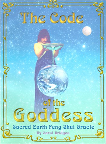 The Code of the Goddess, Sacred Earth: Feng Shui Oracle by Brand: Church of the Earth Nation Inc