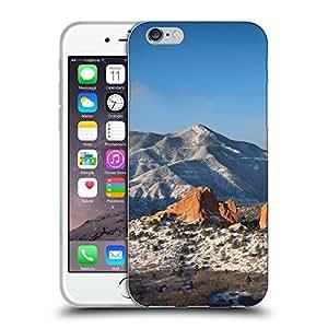 """Super Galaxy Coque de Protection TPU Silicone Case pour // F00002637 Jardín de los Dioses Colorado Springs // Apple iPhone 6 4.7"""""""
