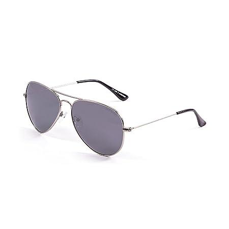 Ocean Sunglasses Banila aviator - lunettes de soleil en Métal - Monture : Argent - Verres : Mirroir (18110.6) 3eBU5tsR