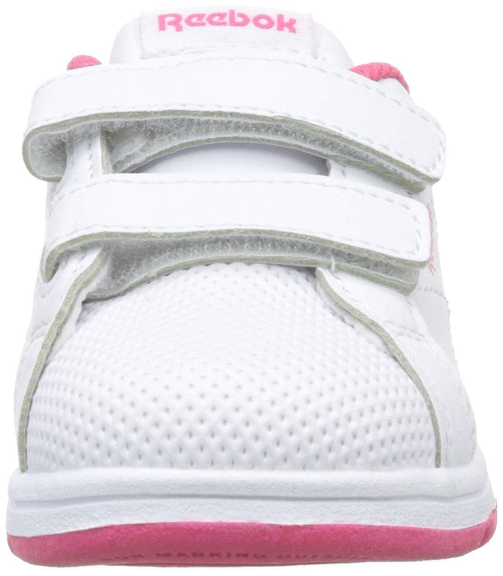 Reebok Baby Girls/' Royal Comp CLN 2v Low-Top Sneakers