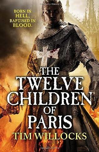 book cover of The Twelve Children of Paris