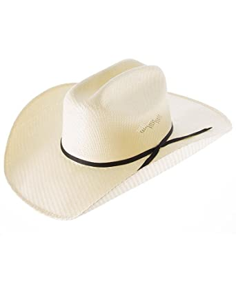 Image Unavailable. Image not available for. Color  Twister- Youth Ivory Straw  Cowboy Hat T7100348 c0d3017a68a