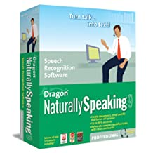 Dragon NaturallySpeaking Pro Solution 9.0 Upgrade From Pro
