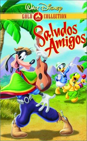 Saludos Amigos [VHS] by Walt Disney Video