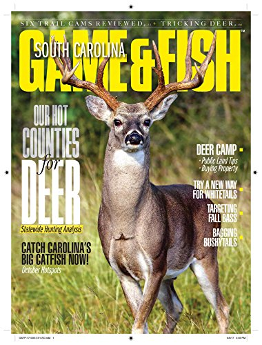 Best Price for South Carolina Game & Fish Magazine Subscription