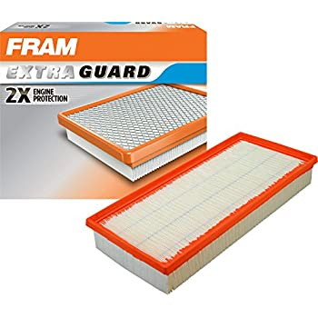 2x Air Filters CA10236 Fram 95511013100 95511013110 95811013000 PHE500020 New