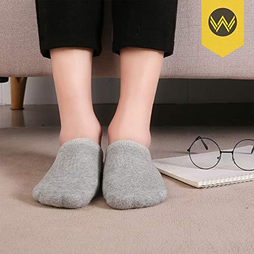 Wander No Show Socks Thick Cushion 7 Tiendamia Com