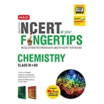 OBJECTIVE NCERT CHEMISTRY FINGERTIPS NEET