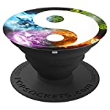 Best X-Master Waterproof iPhone 4 Cases - Four Elements Yin Yang Pop Socket Smartphone St Review