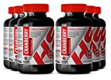 Cranberry capsules 500 mg - CRANBERRY ALL NATURAL FORMULA - boost energy (6 Bottles)