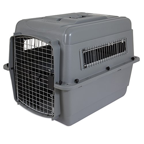 Petmate Sky Kennel Portable Dog Crate Travel Items Included 6 ()